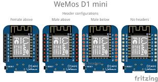 Scheda Wemos D1 mini